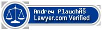 Andrew L Plauche  Lawyer Badge