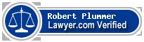 Robert E Plummer  Lawyer Badge