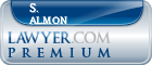 S. Brent Almon  Lawyer Badge