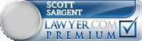 Scott A. Sargent  Lawyer Badge