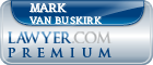 Mark B. Van Buskirk  Lawyer Badge