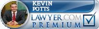 Kevin Michael Potts  Lawyer Badge