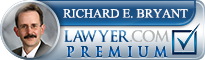 Richard E. Bryant  Lawyer Badge