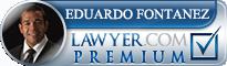 Eduardo Fontanez  Lawyer Badge