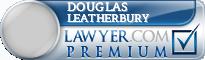Douglas Clay Leatherbury  Lawyer Badge