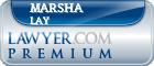 Marsha L Lay  Lawyer Badge