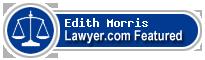 Edith H Morris  Lawyer Badge