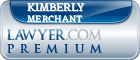 Kimberly Jones Merchant  Lawyer Badge