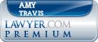 Amy Ladner Travis  Lawyer Badge