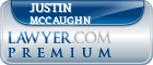 Justin Tyler Mccaughn  Lawyer Badge