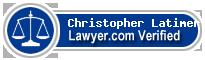 Christopher James Latimer  Lawyer Badge