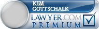 Kim J. Gottschalk  Lawyer Badge