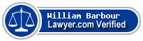 William H Barbour  Lawyer Badge