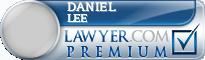 Daniel Duane Lee  Lawyer Badge