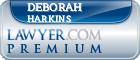 Deborah Duplechin Harkins  Lawyer Badge