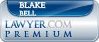 Blake Edrington Bell  Lawyer Badge