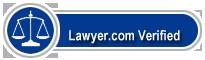 Marion Michael Stephenson  Lawyer Badge