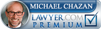 Michael J. Chazan  Lawyer Badge