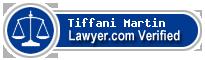 Tiffani Renee Martin  Lawyer Badge