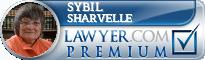 Sybil Taber Sharvelle  Lawyer Badge