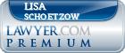 Lisa Marie Gilkey Schoetzow  Lawyer Badge