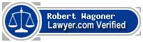 Robert J. Wagoner  Lawyer Badge