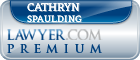 Cathryn Spaulding  Lawyer Badge