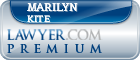 Marilyn S. Kite  Lawyer Badge