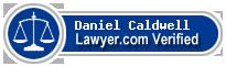 Daniel Ottis Caldwell  Lawyer Badge