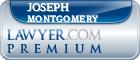 Joseph Harold Montgomery  Lawyer Badge