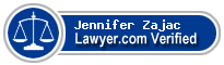 Jennifer D Zajac  Lawyer Badge