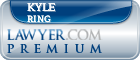 Kyle Thomas Ring  Lawyer Badge