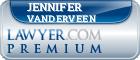 Jennifer Lynn Vanderveen  Lawyer Badge