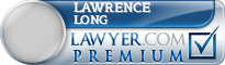 Lawrence Childress Long  Lawyer Badge