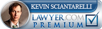 Kevin Sciantarelli  Lawyer Badge