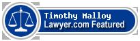 Timothy Owen Malloy  Lawyer Badge
