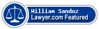William S Sandoz  Lawyer Badge