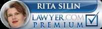 Rita Nahlik Silin  Lawyer Badge
