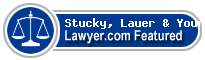 Stucky, Lauer & Young, LLP  Lawyer Badge