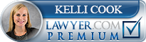 Kelli Rene Cook  Lawyer Badge