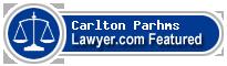 Carlton Lashayne Parhms  Lawyer Badge