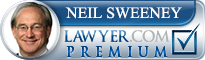 Neil D. Sweeney  Lawyer Badge