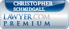 Christopher Ryan Schmidgall  Lawyer Badge