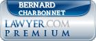 Bernard L Charbonnet  Lawyer Badge
