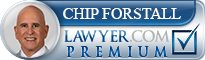 Lawyer.com Chip Forstall Badge