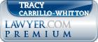 Tracy Lynn Carrillo-Whitton  Lawyer Badge