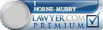 I Kuykendall Horne-Murry  Lawyer Badge