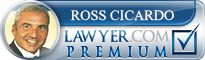 V. Ross Cicardo  Lawyer Badge