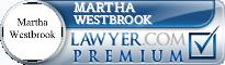Martha Lee Westbrook  Lawyer Badge
