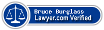 Bruce D Burglass  Lawyer Badge